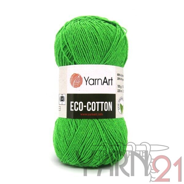 Eco cotton №802