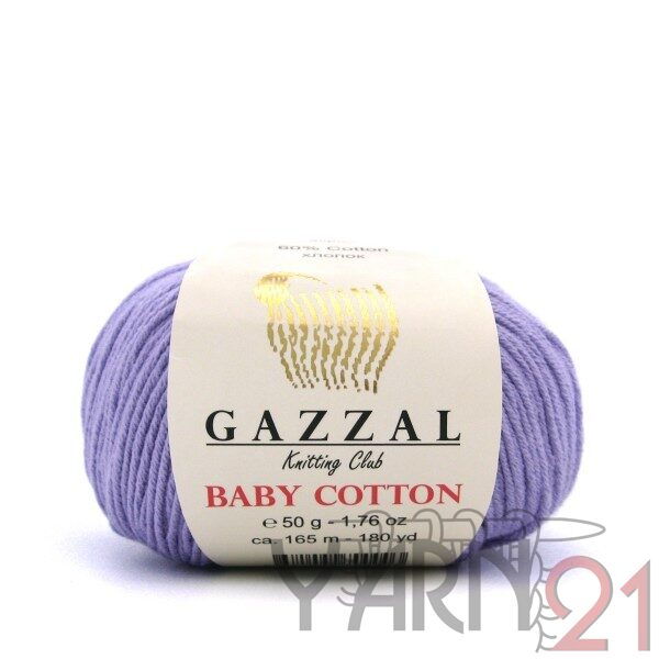 Baby cotton №3420