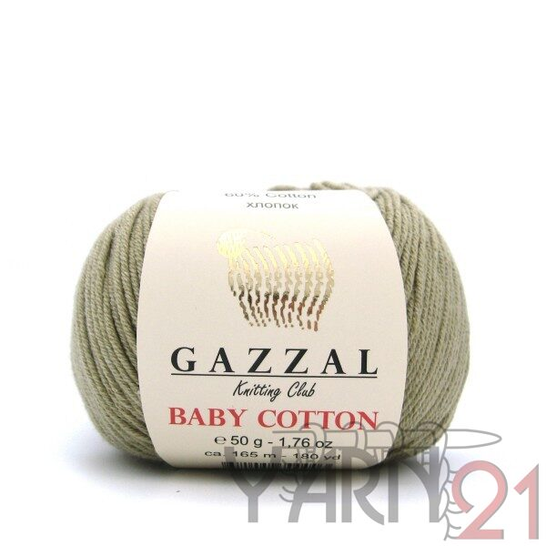 Baby cotton №3464