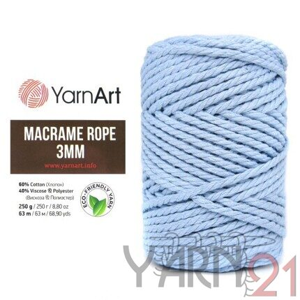 Macrame ROPE 3mm №760