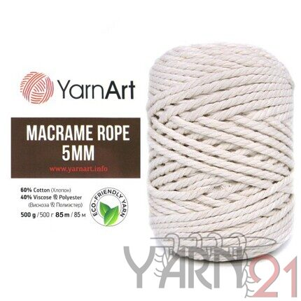 Macrame ROPE 5mm №752