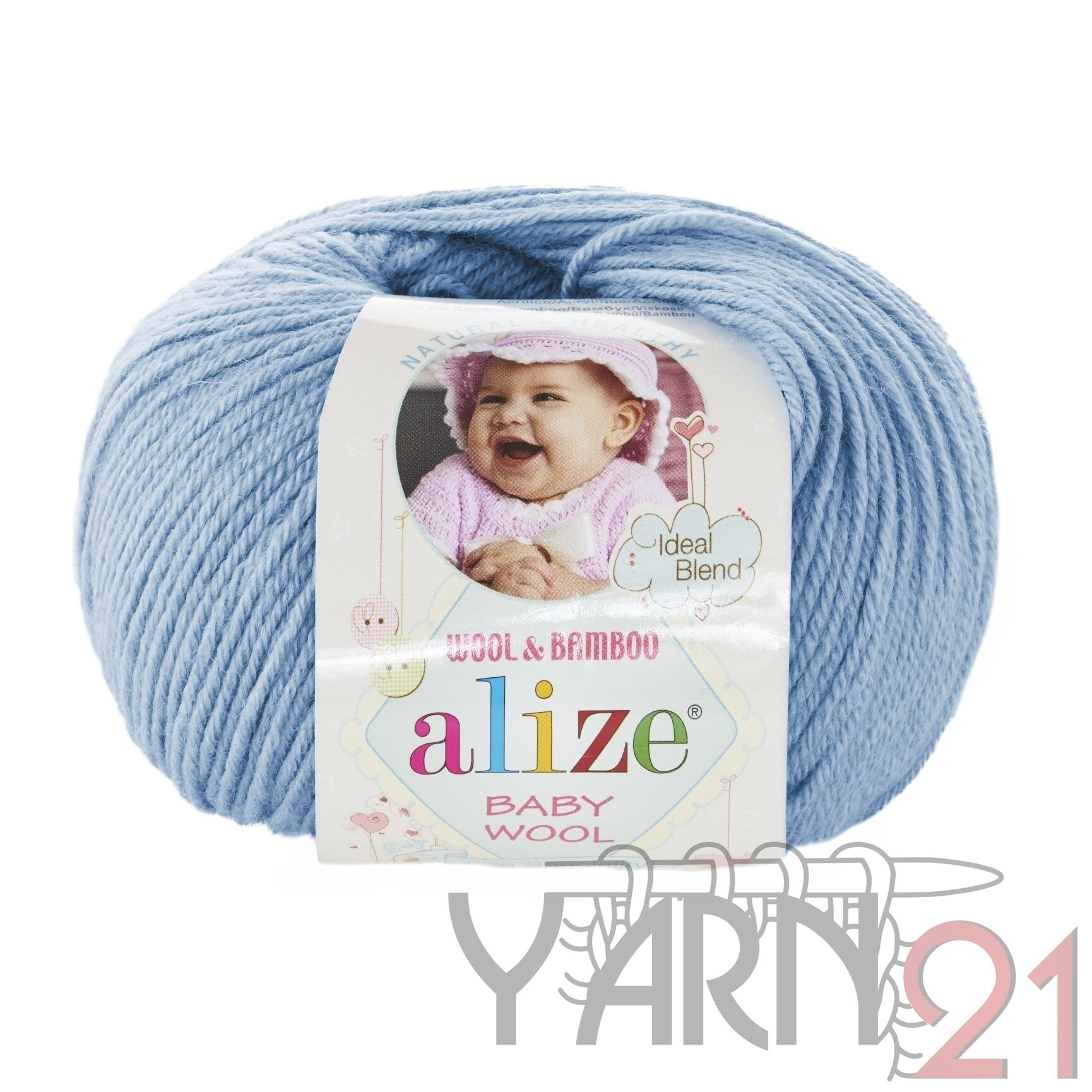 Baby wool №350