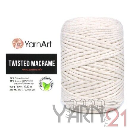 Twisted Macrame №752