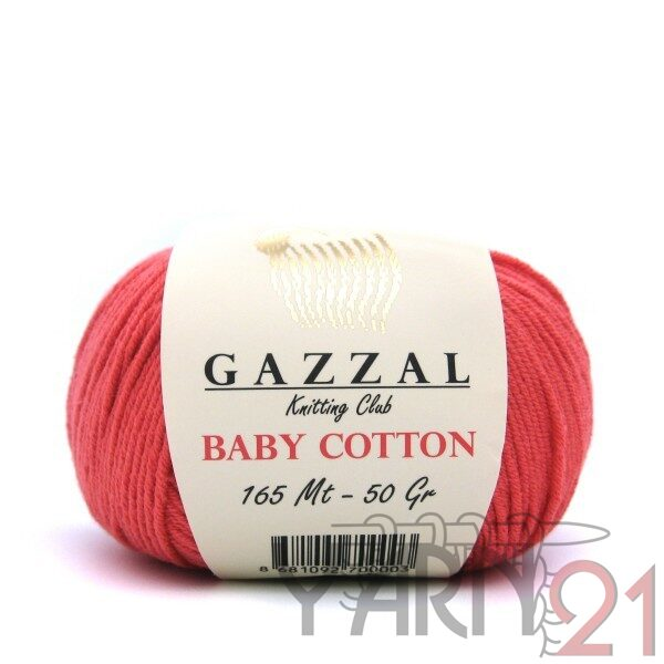 Baby cotton №3418