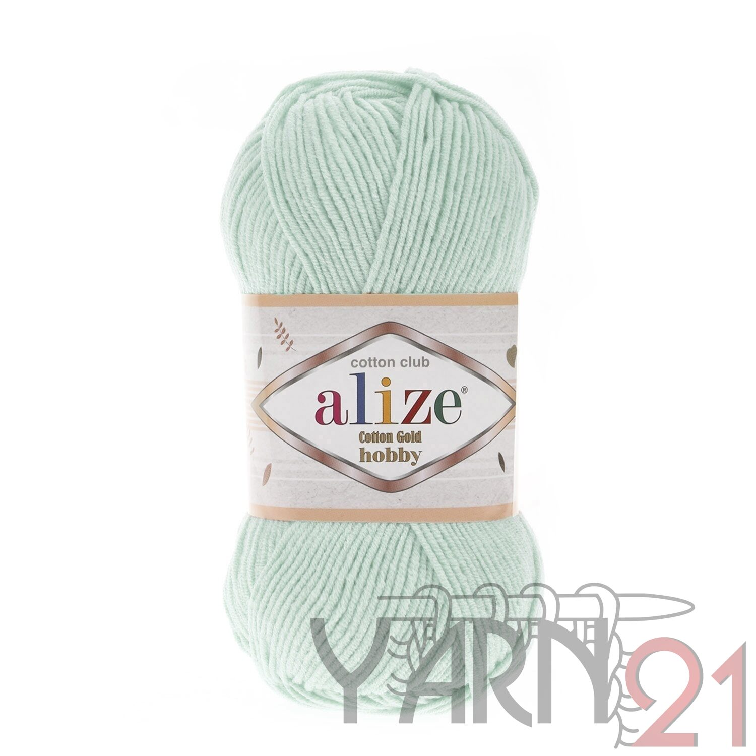 Cotton gold hobby №522